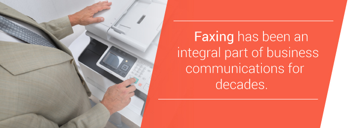 business fax solution
