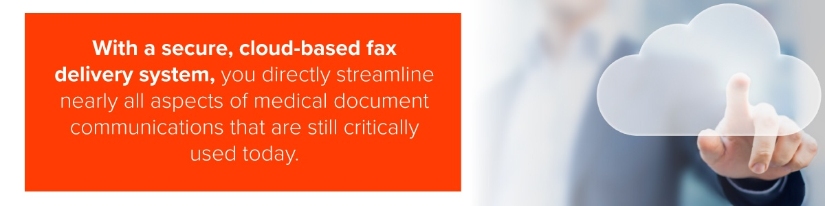 HIPAA Compliant Cloud Fax Service for Healthcare Companies