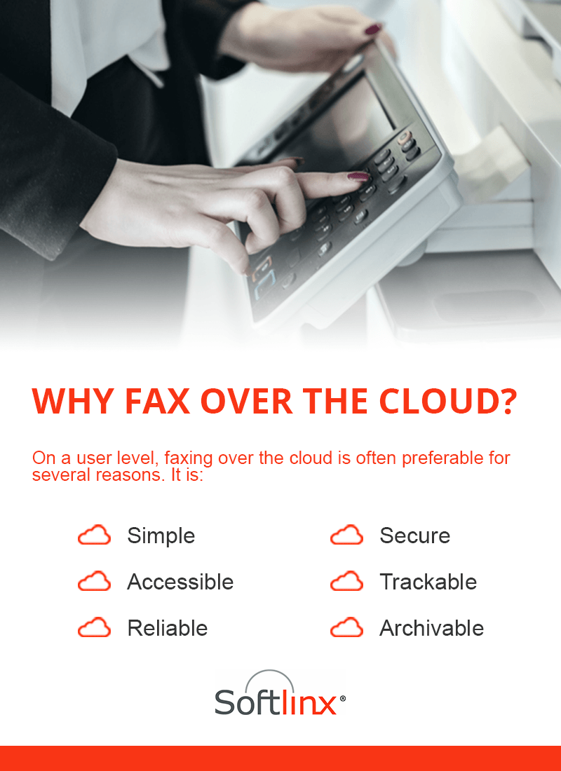 How Do You Fax Over the Cloud