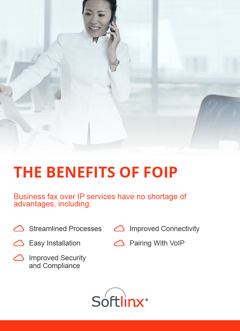 why businesses use foip solutions